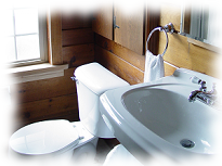 Bathroom and plumbing repair in Dallas, TX.